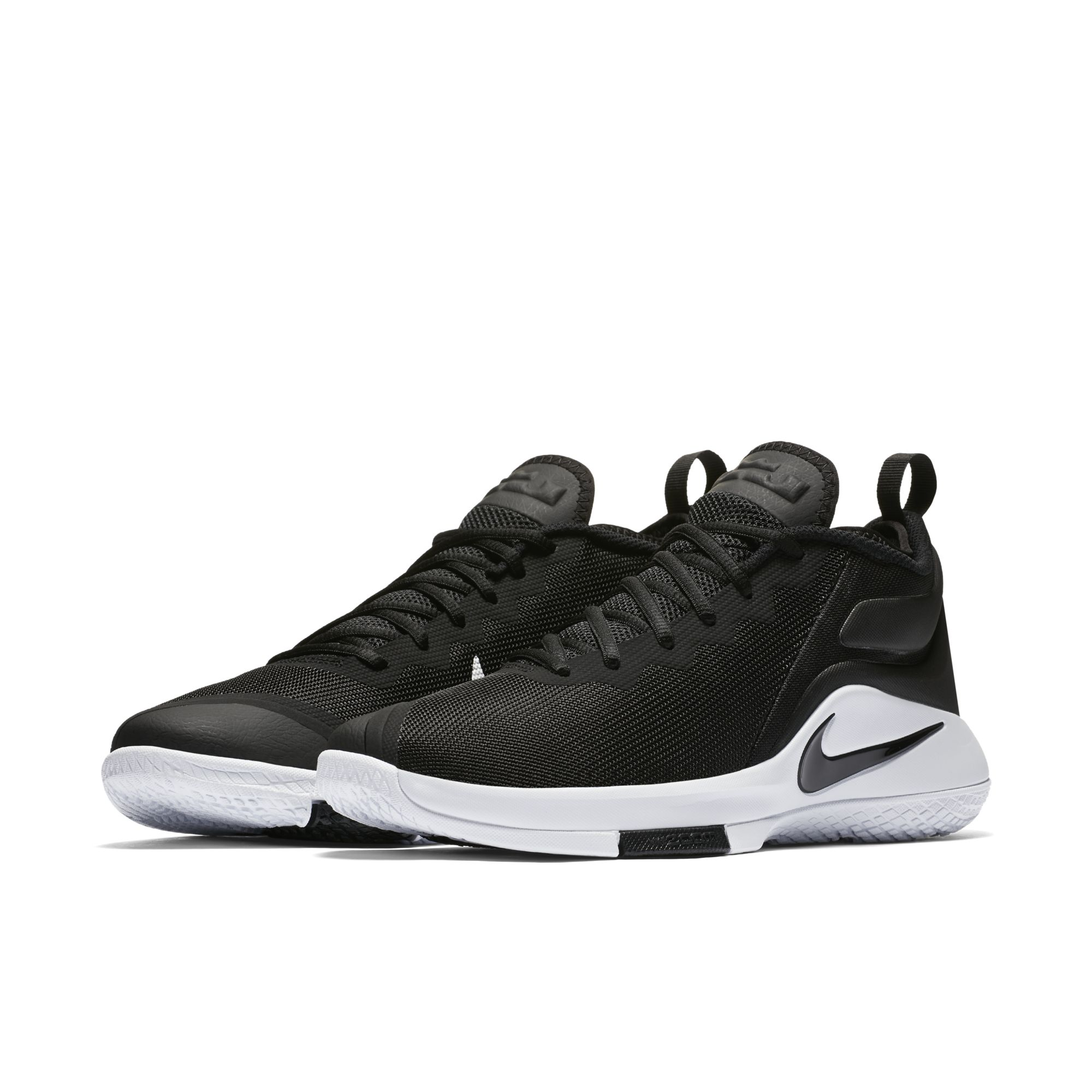 681d6636bfff Original Authentic NIKE LEBRON WITNESS II EP Lightweight Support Men s  Basketball Shoes Breathable Low Top Sneakers Cozy AA3820-in Basketball Shoes  from ...