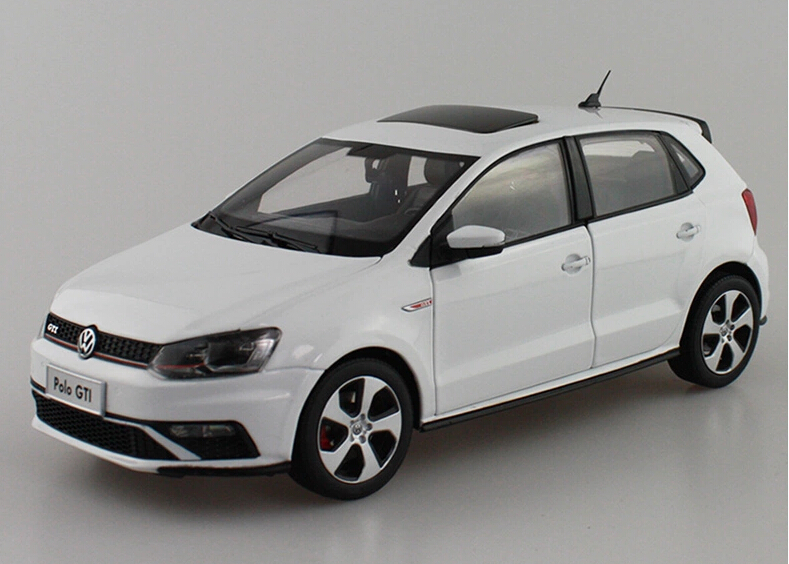 2015 Hot Sell Volkswagen New Polo Gti 1 18 Alloy Sports