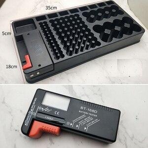 Universal Battery Storage Box