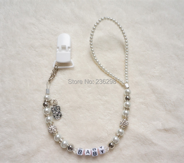 MIYOCAR Personalized -Any name Customized Bling rhinestone klip - Memakan kanak-kanak - Foto 2