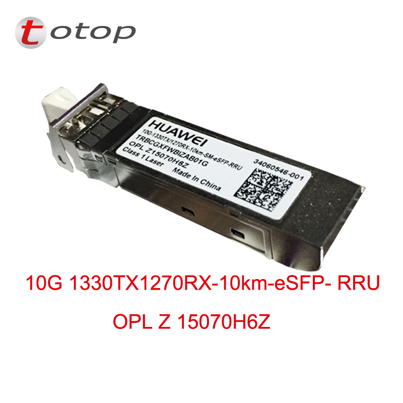 100% New Original Hua Wei 10G SFP Module 1330TX/1270RX 10KM RRU Single Fiber Bidirection