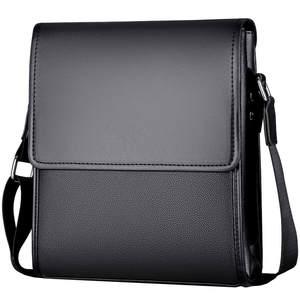 Messenger-Bags Handbags Crossbody-Shoulder-Bag Business Vintage Casual Brand Men
