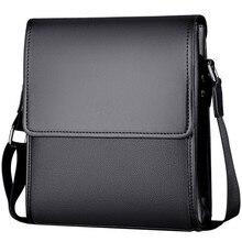 Neue Ankunft Business Männer Messenger Taschen vintage Leder Umhängetasche umhängetasche für männliche marke Casual Mann Handtaschen Mode taschen