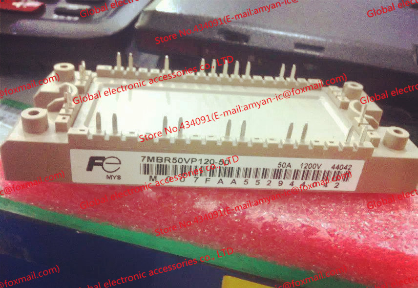 Free Shipping New 7MBR50VP120 50