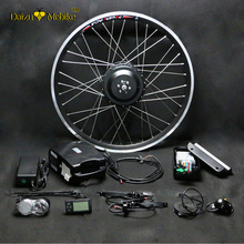 2014 New DIY Apart Electric Bicycle Brushless Ebike Conversion Kits Motor Bikes Combination Package