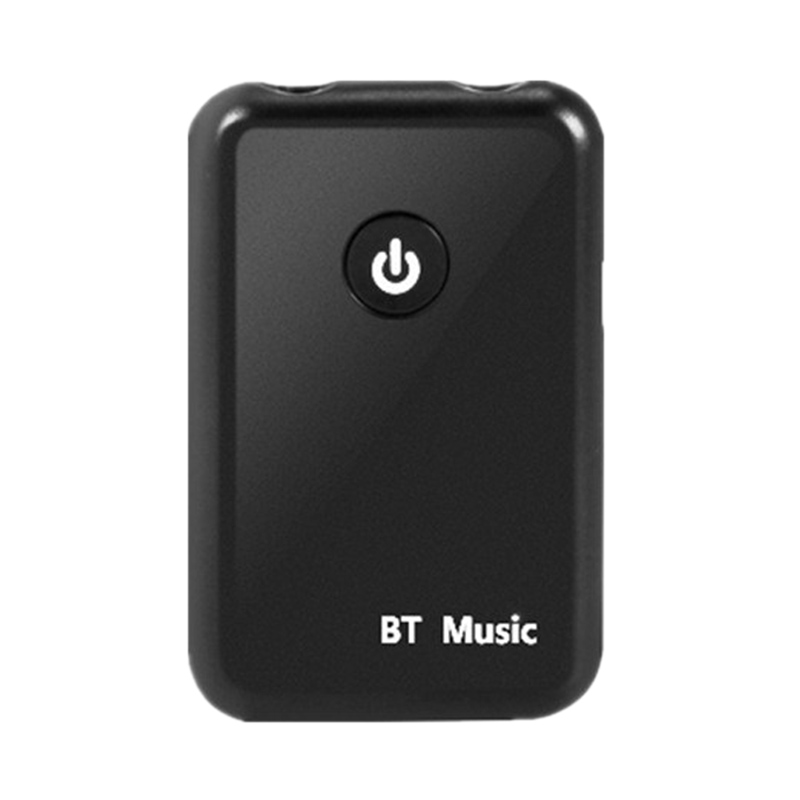 Tragbares Audio & Video 2 In 1 Bluetooth 4,2 Sender Empfänger Wireless Audio Adapter Unterstützung 3,5mm Audio Für Tv/home Stereo/ Telefon