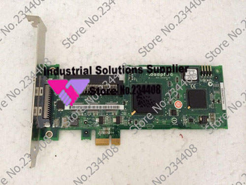 ASC-29320LPE 43W4323 43W4324 43W4325 PCIe SCS 100% tested perfect quality 23 937537
