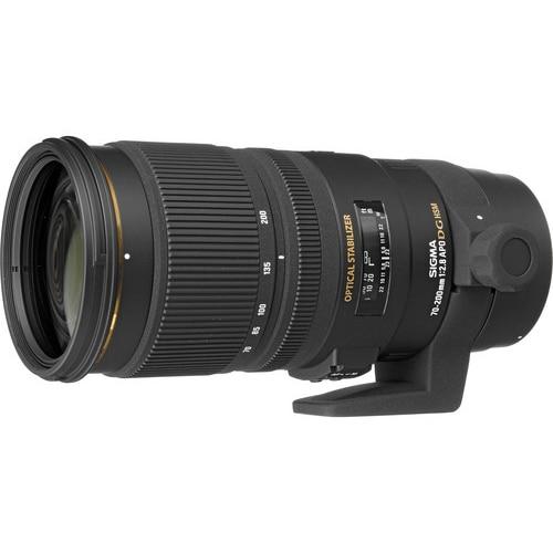 Sigma 70 200mm Lens Sigma 70 200mm f 2 8 EX DG APO OS HSM Nikon