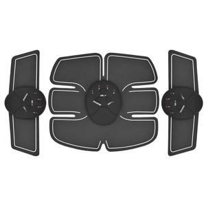 العضلات التدريب الجسم التخسيس جهاز لاسلكي EMS حزام رياضة المهنية المنزل اللياقة البدنية البطن الجمال والعتاد