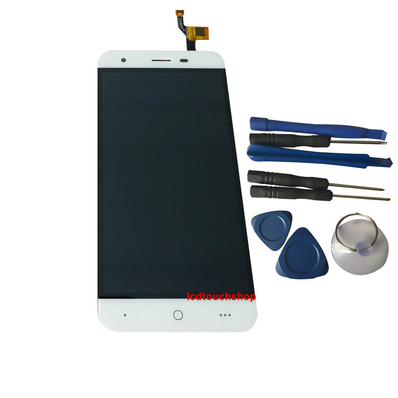 New For Haier Y105-TL LCD Display With Touch Screen Digitizer Assembly Replacement With Tools White Gold ColorNew For Haier Y105-TL LCD Display With Touch Screen Digitizer Assembly Replacement With Tools White Gold Color