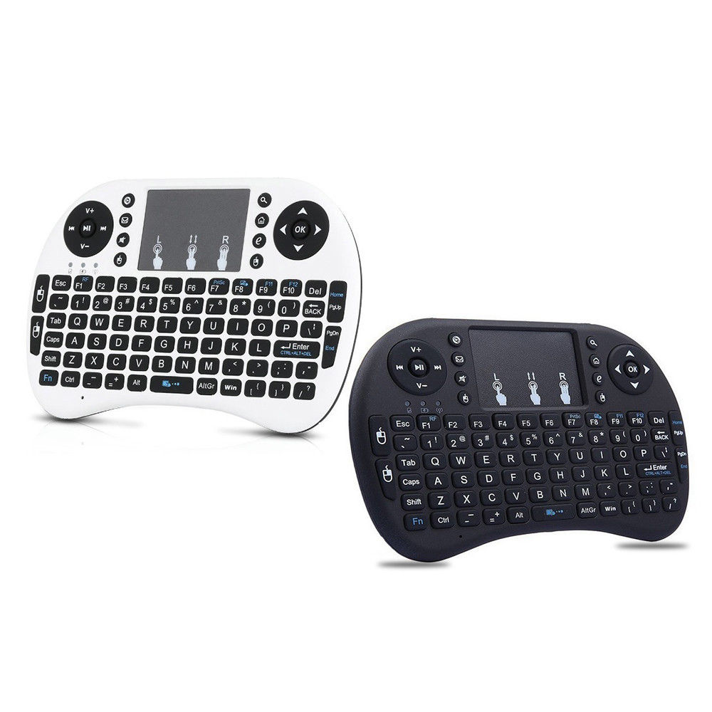 Yakee i8 air mouse литий-ионный аккумулятор английская версия удаленного Управление Сенсорная панель Ручной для Android ТВ BOX Ноутбук Tablet ...