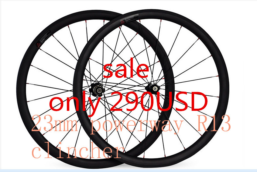 free shipping carbon wheels road 38mm clincher wheels 700C width 23mm carbon powerway R13 hubs bike road bicycle wheelste smileteam 700c 50mm clincher carbon road bike wheels 23mm width 3k matte carbon racing bicycle wheelset powerway r13 r36 hubs