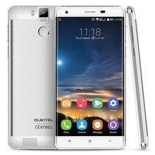 OUKITEL K6000Pro 5.5 pouce IPS, écran 2.5D courbe, 6000 mAh batterie, presse capteur d'empreintes digitales, 16.0 M + 8.0 M, RAM3G + ROM32G