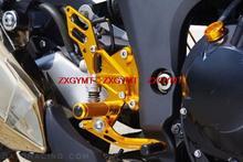 Footrest Foot Rest Pegs Rearset Rear Set for KAWASAKI Z1000 Z 1000 NO ABS 2010 – 2015 2014 2013 2012 2011