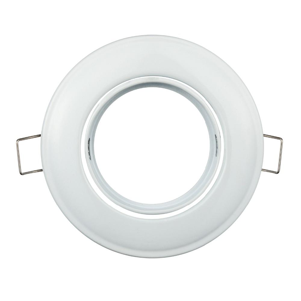 Gu10 Led Ceiling Light Fixture: LED Inbouwplaat White Recessed Led Ceiling Light Fixture