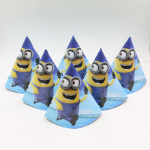 Minion Style Hats 10 pcs/lot