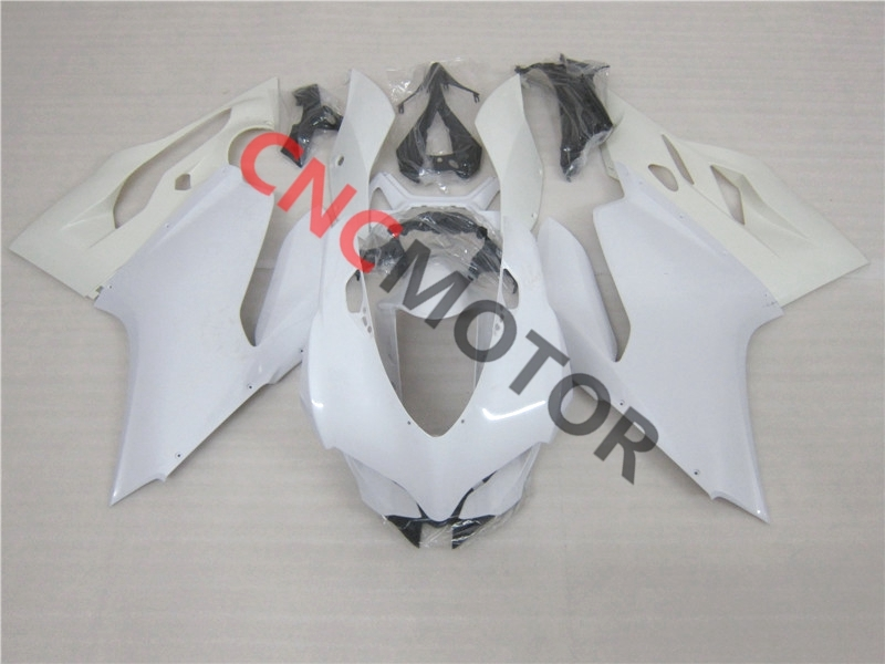 ABS Unpainted Injection Motorcycle Bodywork Fairing Kit For Ducati 899 1199 R S Panigale