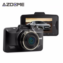 GS98C Ambarella A7LA70 2.7″LCD 170 Degree FHD 1296P 1080P 60fps Car DVR Video Recorder Camera GPS Tracker G-sensor HDR Dash Cam