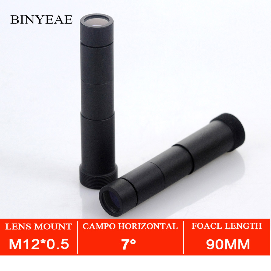90mm M12 lens CCTV camera lens HD 1.0Megapixel Long Viewing Distance Scanner Lens M12 Mount90mm M12 lens CCTV camera lens HD 1.0Megapixel Long Viewing Distance Scanner Lens M12 Mount