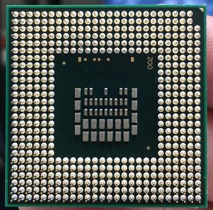 Image 2 - Intel Core 2 Duo P9600 CPU Laptop prozessor PGA 478 cpu 100% arbeits richtig