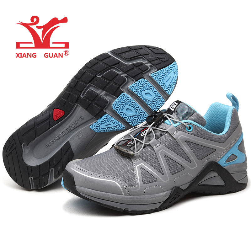 Xiang Guan Running Shoes Women Autumn Spring Outdoor Running Shoes Female Sport Breathable Zapatillas Deportivas Mujeres Shoes