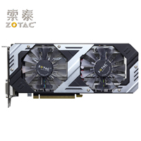 Original ZOTAC GeForce GTX 960 4GD5 Graphics Card Thunderbolt HA For NVIDIA GTX900 GTX960 4GD5 4G