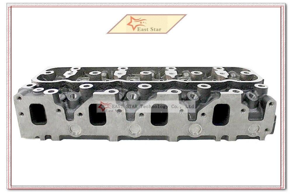 4JA1 4J41 2.5L Cylinder Head 8 94125 352 6 8 94431 520 4 For ISUZU Campo Trooper 2499CC 2.5D 8v 93MM 1988 8941253526 8944315204