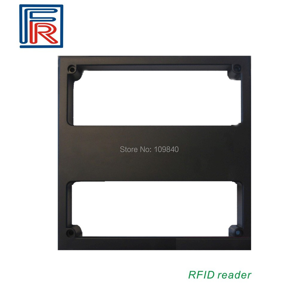125Khz EM ID smart Card 50-100cm mid long distance range rfid reader RS232 for access control 1000pcs long range rfid plastic seal tag alien h3 used for waste bin management and gas jar management