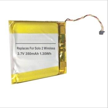10pcs/lot TTVXO 350mAh AEC353535 Battery for Beats Solo 2.0 Wireless Battery