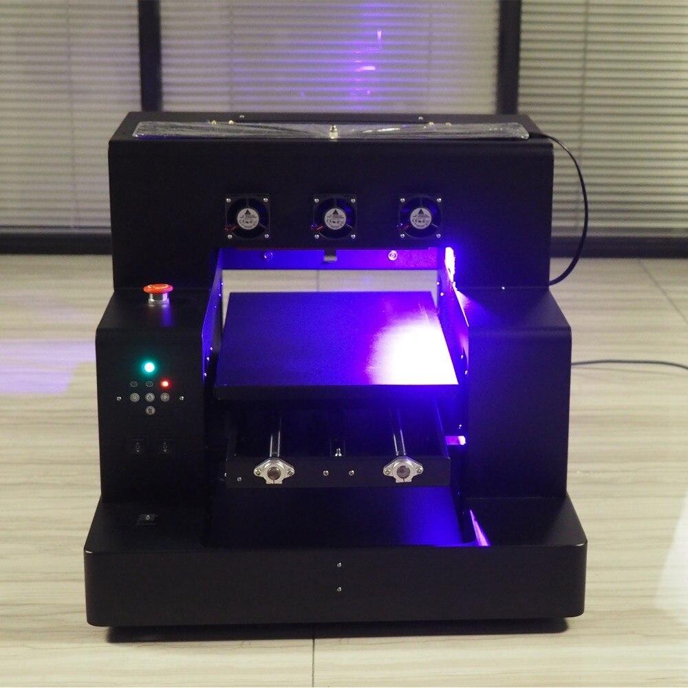 Plein Automatique A3 UV À Plat Imprimante imprimante de coque de téléphone