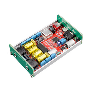 Image 4 - AIYIMA Mini Headphone Amplifier PCM2706 HIFI Audio Decoder DAC USB Sound Card TDA1305DAC Headphone Amplifiers Amplificador DIY