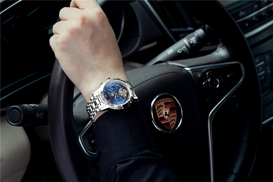 HTB1jWl7VH2pK1RjSZFsq6yNlXXaT Mens Watches Top Brand LIGE Fashion Luxury Business Automatic Mechanical Men Military Steel Waterproof Clock Relogio Masculino