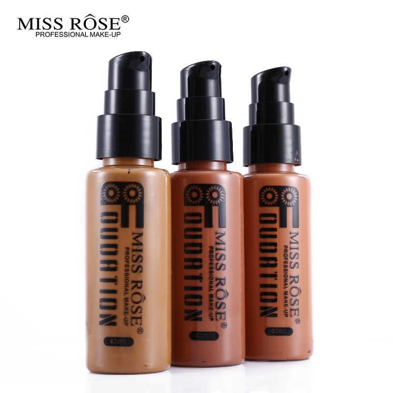 Maquillaje UCANBE Base Contorno de cara crema corrector Natural hidratante marca líquido oscuro maquillaje Base