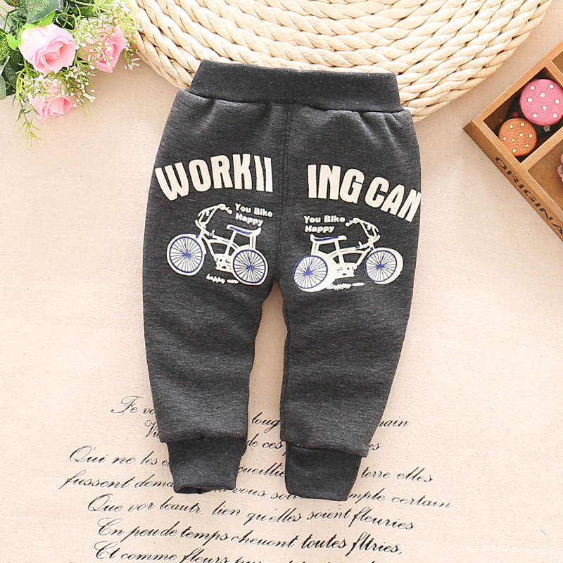 Autumn-and-winter-and-warm-baby-pants-1-piece-cotton-cartoon-bicycle-baby-pants-0-3-year-baby-boy-girls-pants-4