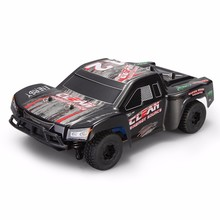 wltoy K999 rc car 1:28 off-road vehicle 2.4G electric four-wheel drive remote control car alloy chassis climbing car speed 35km boy gift four wheel drive climbing 2 4g tipping remote control car off road stunt twisting high speed car deformation torque car