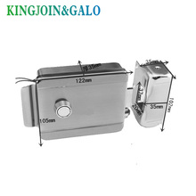 цена на Electric Control Lock Electronic Magnetic Door Lock For 12V DC Access Control System