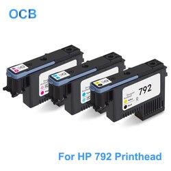 Para HP 792 de cabezal de impresión CN702A CN703A CN704A cabeza de impresión para DesignJet Cartera de HP DesignJet-L26100 L26500 L26800 de látex 210 de 260 a 280 la cabeza de la impresora
