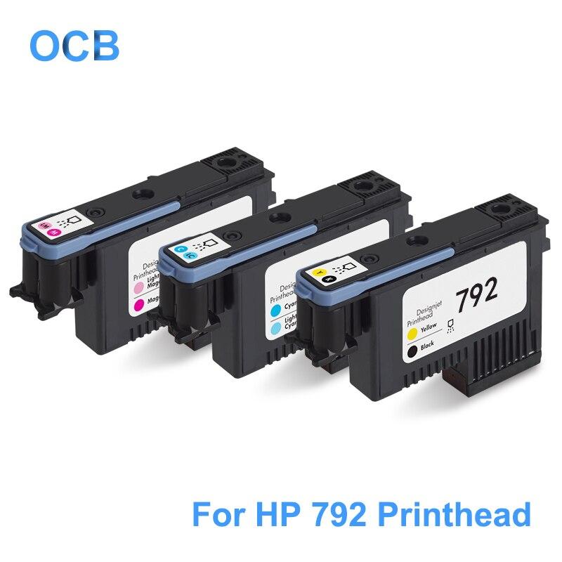 Pour tête d'impression HP 792 Latex CN702A CN703A CN704A tête d'impression pour HP DesignJet L26100 L26500 L26800 Latex 210 260 280 tête d'imprimante