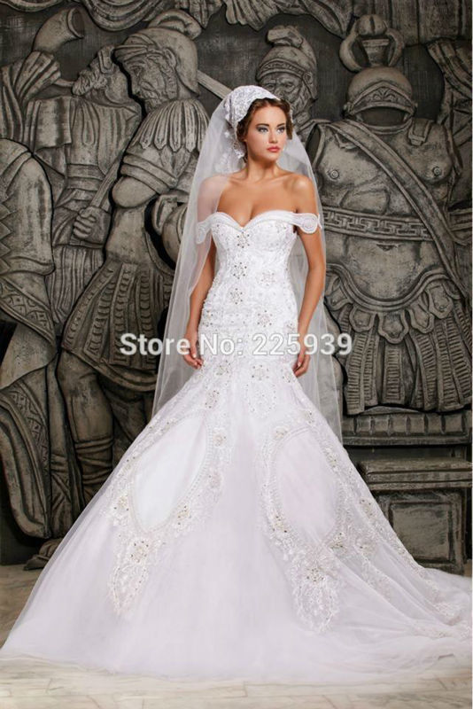 Silver Wedding Dress Ideas : Silver wedding dress with sleeves ideas