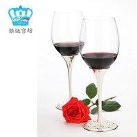 Модные Royal Pearl Роскошный банкет алмаз романтическая виноград бокал вина, бокал