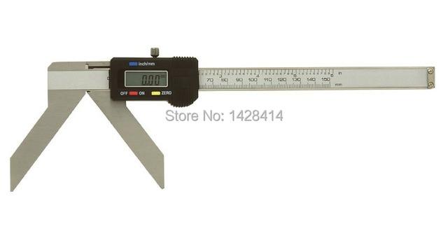 3 200mm 8inch digital radius caliperdigital arc radius caliper tools for measuring radius