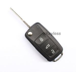 for VW Passat , Tiguan , Jetta , Sagitar , Bora , Lavida fob smart remote key 5K0 837 202AJ , keyless entry go push start