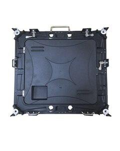 Image 3 - Ospita 8 pcs moduli vuoto 128*128 dots p5 indoor/outdoor 640*640 millimetri die cast materiale di alluminio HA PORTATO i segni per le imprese