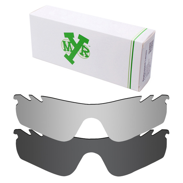 ea02a9dc063 ... low cost 2 pieces mryok polarized replacement lenses for oakley  radarlock path vented sunglasses lens stealth