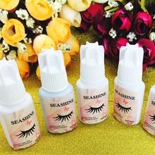 Seashine Super Eyelashes Extension Glue 5ML South Korea Individual Eyelash Glue Adhesive Strength 60 days Free