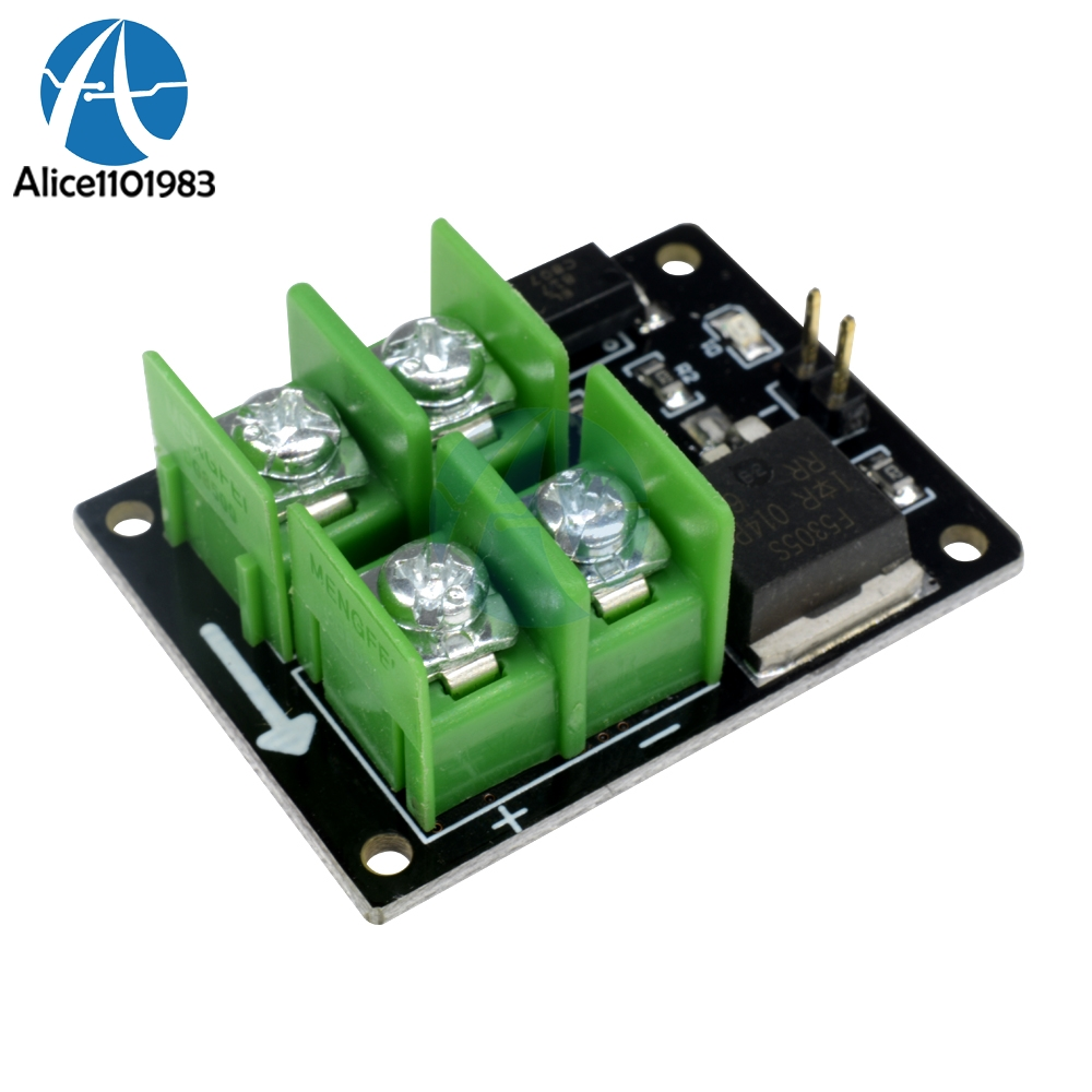 3v 5v Low Control High Voltage 12v 24v 36v Switch Mosfet Module For Motor Speed Controller Circuit Electronic How To Connect The Arduino Io Mcu Pwm