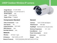 sunchan 4-канальный массив высокой четкости домашний беспроводной беспроводная камера безопасности система DVR для комплект видеонаблюдения 1080 р беспроводной доступ в интернет открытый полный HD видеорегистратор комплект видеонаблюдения