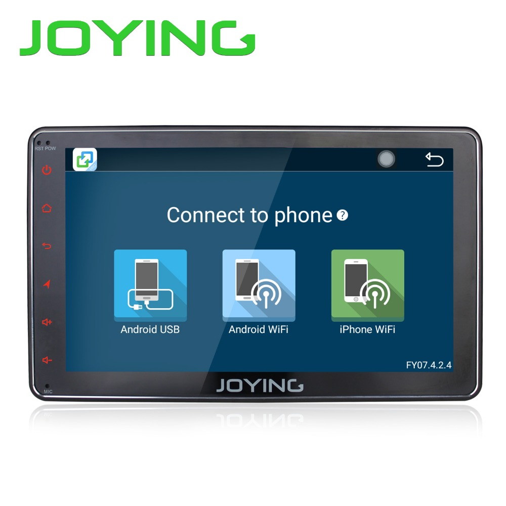 JOYING 2GB+32GB Android 6.0 Universal Single 1 DIN 8