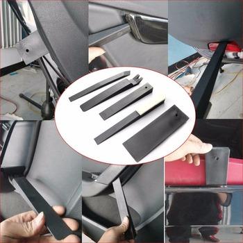 Plastikowe narzędzie do podważania plastikowy klin montaż windows Wedge pump wedge tools kit narzędzia do naprawy wgnieceń w karoserii samochodwej narzędzia do naprawy samochodu tanie i dobre opinie Narzędzia ręczne Połączenie PDR king Przypadku Zestaw narzędzi gospodarstwa domowego Metalworking plastic pry tool Plastic Wedge assemble windows wedge pump wedge tools
