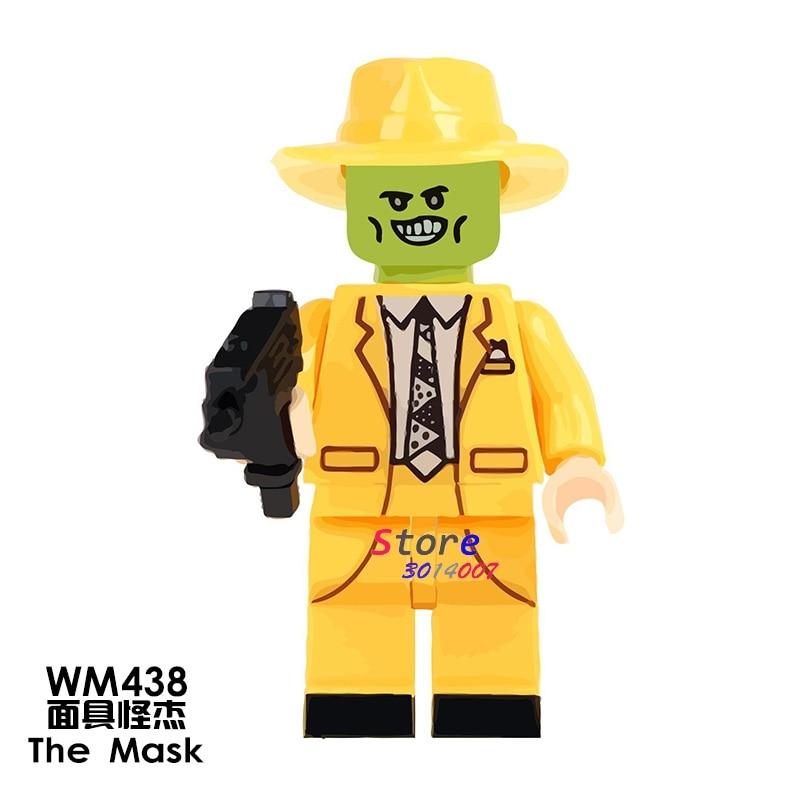 Single Mr. Bean Freddie Mercury Singer Basketball Michael Jackson Stephen Curry building blocks bricks toys for children
